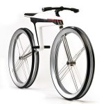 elektromos kerékpár, BRD-047B Classic, dupla Li-ion akkumulátor, 50-70km hatótávolság