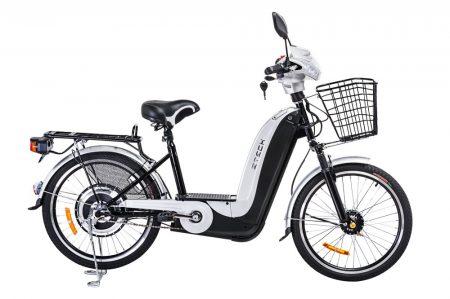 ZTECH elektromos kerékpár, ZT-02 Laser ajándék riasztóval
