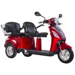 3 kerekű elektromos moped, ZTECH 2 személyes, ZT-18 TRILUX