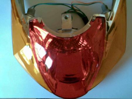 hátsó lámpa komplett BRD-034