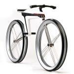 BIRD elektromos kerékpár, BRD-015  alumínium váz, li-ion akkumulátor
