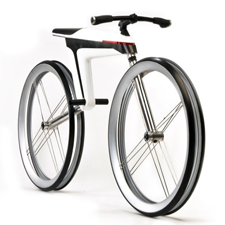 BIRD összecsukható elektromos kerékpár, BRD-004  aluváz, li-ion akkumulátor