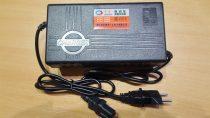 72V 2,5A töltő ólom akkumulátorhoz