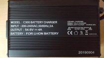 48V/4A Li-Ion nagy teljesítményű, gyors töltő
