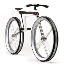 """BIRD GRAPHITE elektromos kerékpár, alu váz, li-ion akku 36V 10Ah, 28""""-os"""