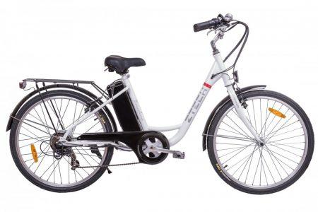 ZT34-RN3 pedelec elektromos kerékpár lítium akkumulátorral, 90.000Ft-os pályázati támogatással is!