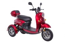 ZTECH háromkerekű elektromos moped, ZT-63A Trilux, támogatási utalványra is!