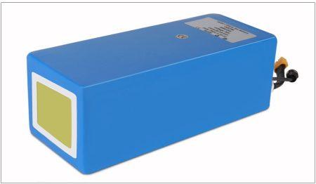 36V 13Ah lítium akkumulátor
