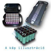 Minden típusú lítium akkumulátor felújítás  Samsung cellákkal, 1év garanciával, 36V/8,8Ah Li-ion