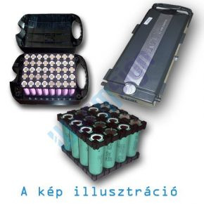 akkumulátor felújítás  Samsung cellákkal, 1év garanciával, 24V/8,8Ah Li-ion