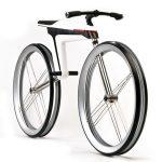 SPECIAL99  E-runner elektromos kerékpár, összecsukható