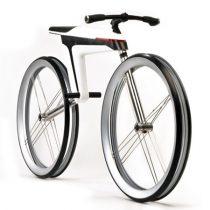 BIRD SNOW elektromos kerékpár, alu váz, lítium akku