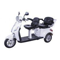 ZTECH-18 TRILUX 2 személyes 3 kerekű elektromos moped, támogatási utalványra is!