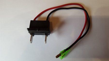 akkumulátor csatlakozó BRD-015, 003, 004
