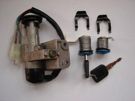 robogó gyujtáskapcsoló zárszett BRD-009-hez