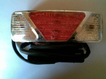 hátső lámpa BRD-013c