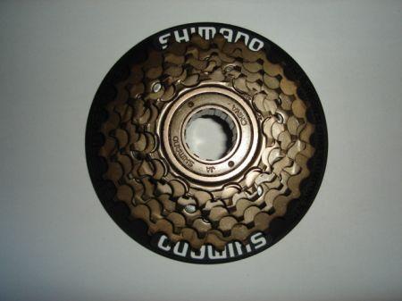 Shimano racsni 6-os BRD-015,003