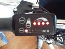 LED-es kormányvezérlő 24V-os brd-004