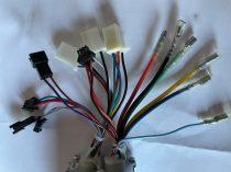 vezérlő elektronika kefe nélküli motorokhoz li-ion 24V/250W