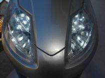 első lámpaspoiler BRD-047 (lámpa nélkül)